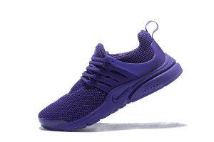 4bba364f1 Nike Air Presto Br Triple Purple 305919 011 Mens Womens Running Shoes