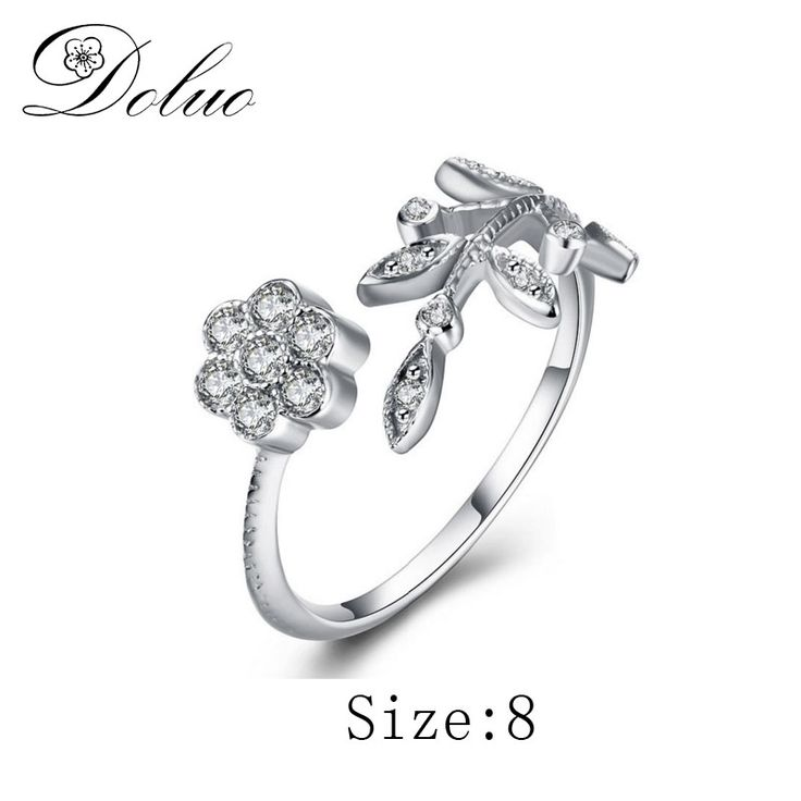 Cheap silver jewelry, Buy Quality sterling silver jewelry directly from China open ring Suppliers: Flower tree branches open ring authentic S925 sterling silver jewelry for women