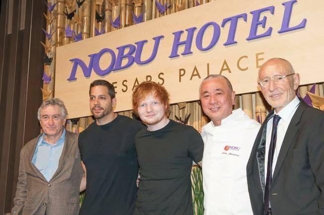 Nobu Caesars Palace Hotel Grand Opening: 4/28/13