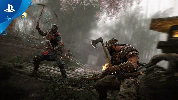 [Video] For Honor - The Shinobi Samurai Gameplay Trailer | PS4 #Playstation4 #PS4 #Sony #videogames #playstation #gamer #games #gaming