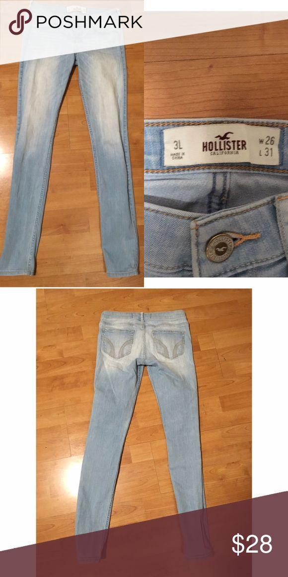 Hollister jeans bundle!!!!!!! Barely worn jeans Hollister Jeans Skinny