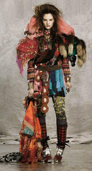Nomad Fashion, Vogue Magazine