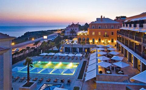 Grande Real Villa Italia Hotel  Portugal