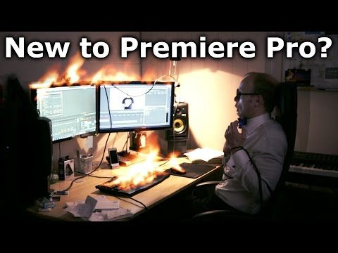 ▶ Adobe Premiere Pro for Absolute Beginners - YouTube Surfaced Studio