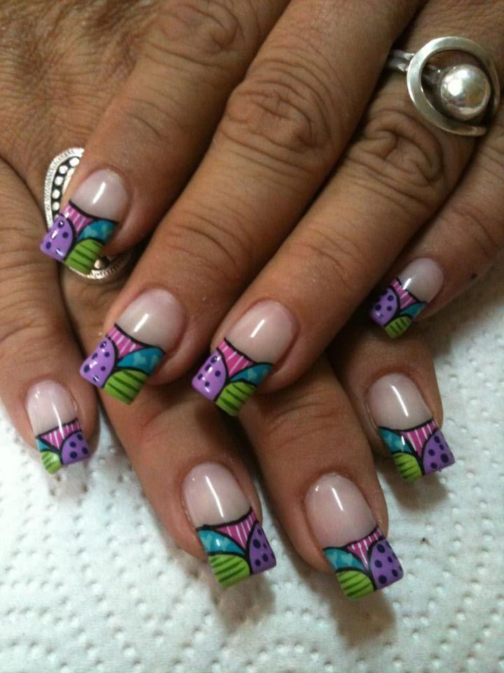 Rebe uñas