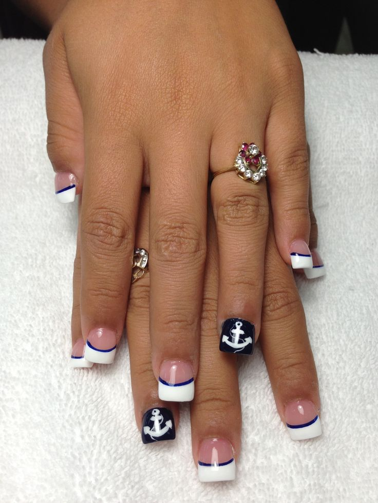 81 best Free handed nails designs images on Pinterest | Free, Nails ...