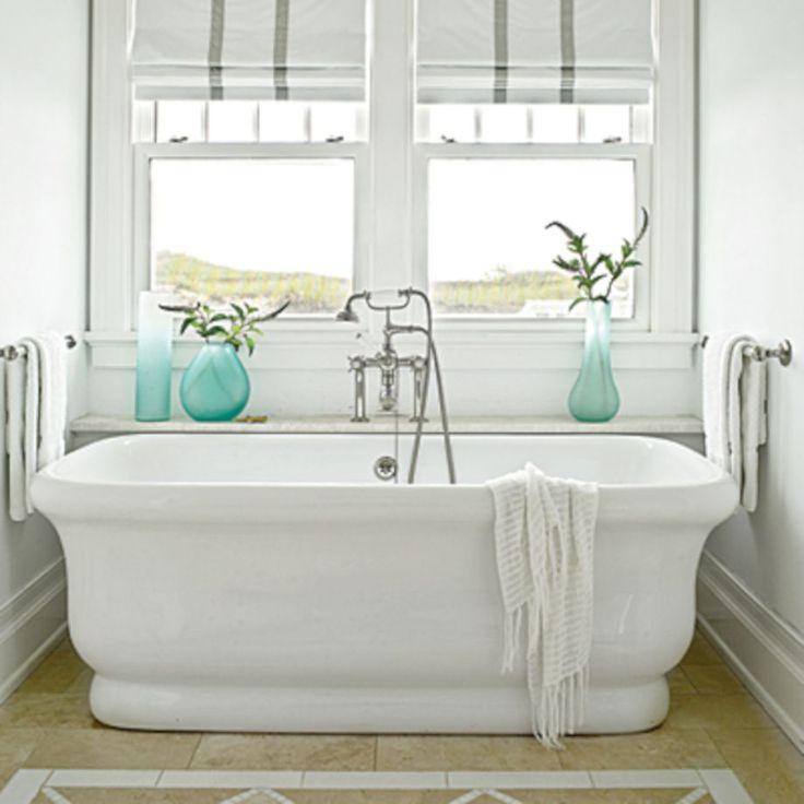 Pinterestu0027teki 25u0027den fazla en iyi Beach style bathtub faucets