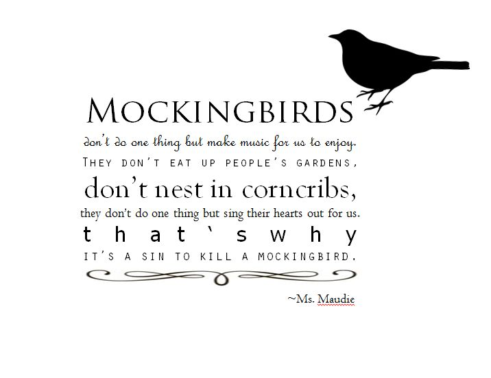 to kill a mockingbird life lesson essay Harper lee's to kill a mockingbird was originally published in 1960 it  immediately got celebrated by critics and readers alike, securing the author a  pulitzer.