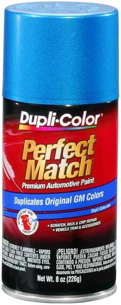 GM Metallic Bahama Blue Auto Spray Paint -22 1991-1995: Dupli-Colors Metallic Bahama Blue Auto Touch-Up… #autoparts #carparts #spareparts