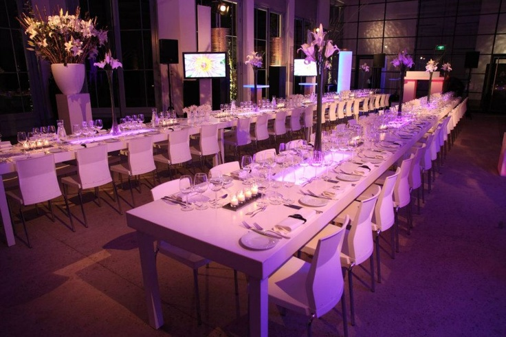Dinner organized by Klooster at Paleis Soestdijk (in Soest, the Netherlands)