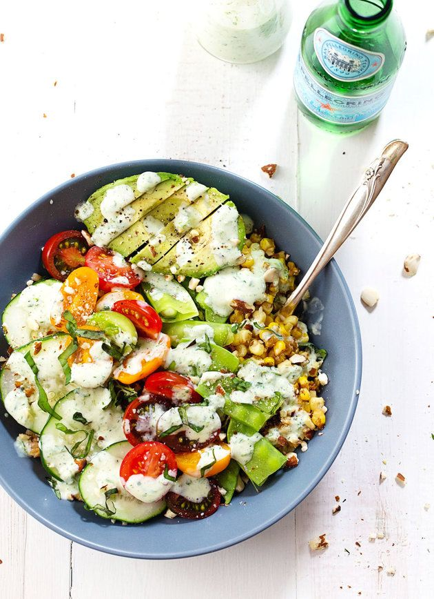 Healthy veggie bowl recipes that will make your work week SO much better