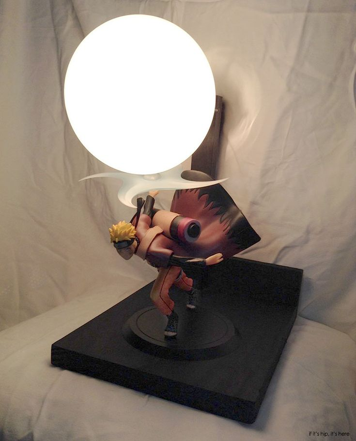 These custom made Dragon ball Z lamps by an etsy seller have fans of Japanese anime all over the world lit up with excitement.