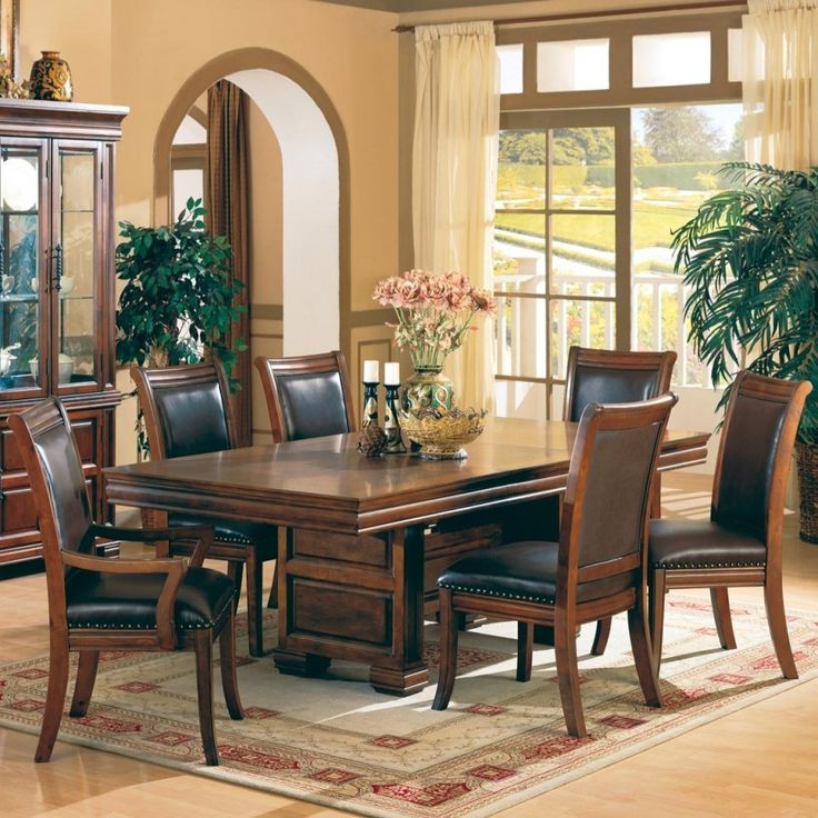 formal dining room sets for 8 rooms ashley modern