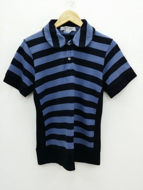COMME des GARCONS Shirt Vintage Comme Des Garcons Made in