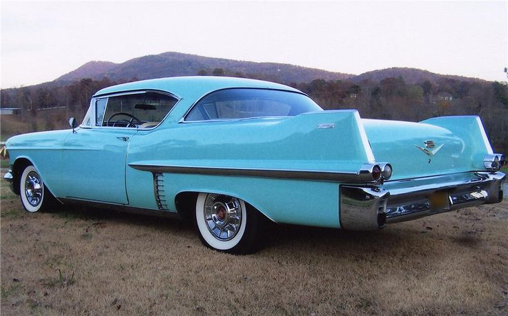 1000 ideas about cadillac series 62 on pinterest for 1957 cadillac 2 door hardtop