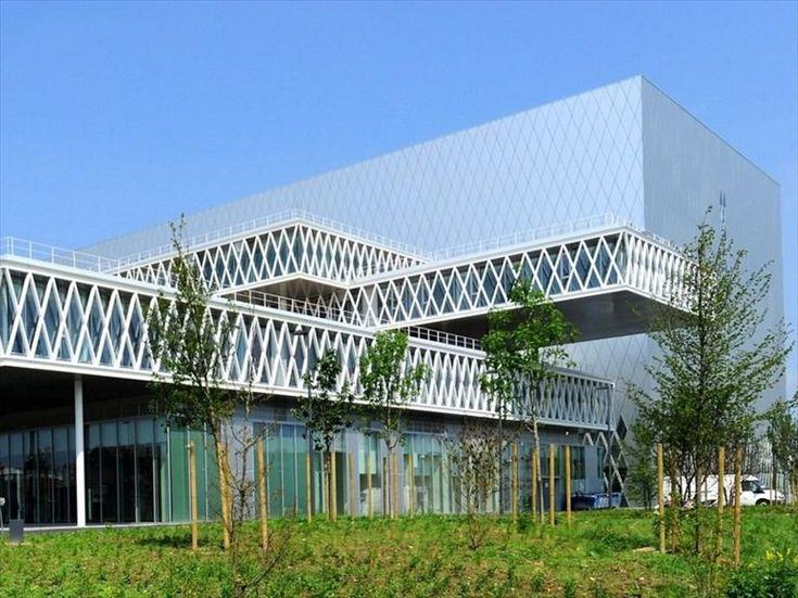 New National Archives of France designed by Fuksas inaugurated
