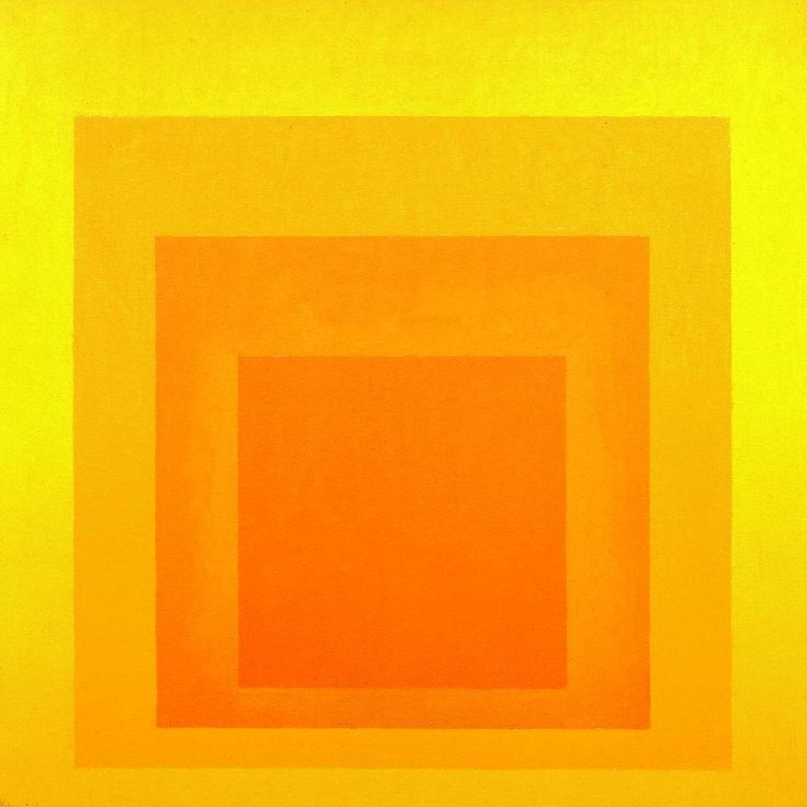 MY TUMBLR IS BETTER THAN YOURS - Josef Albers