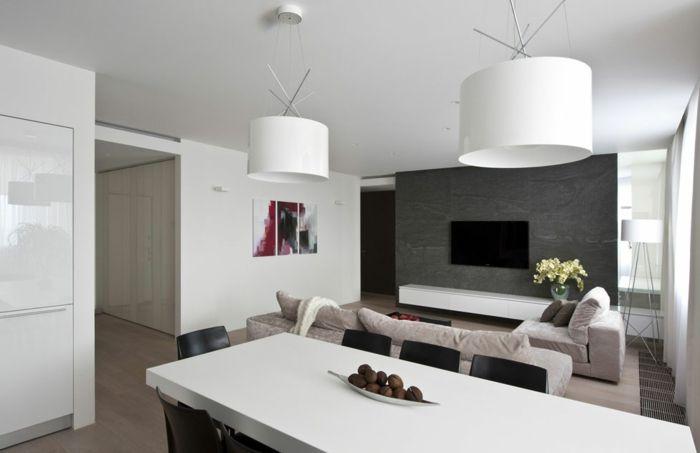 43 best haus wohnzimmer images on pinterest home living. Black Bedroom Furniture Sets. Home Design Ideas