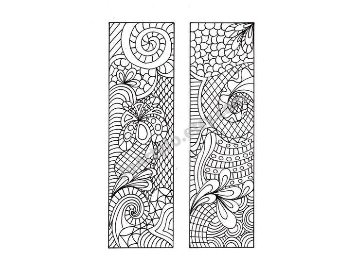 17 Best images about Mandala bookmarks on Pinterest | Adult ...