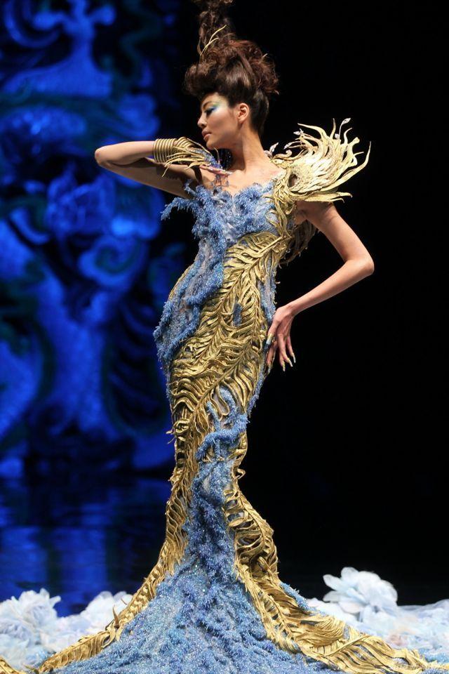 Fashion Studio Magazine: GUO PEI