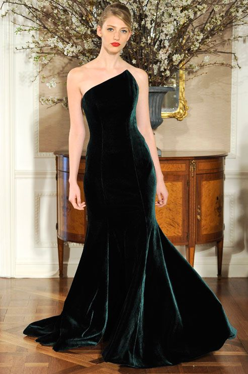firstVIEW Romona Keveza Couture, Spring 2012