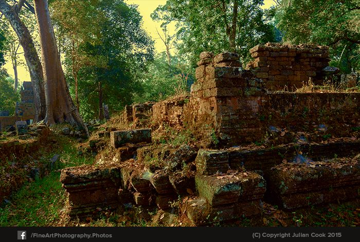 Around #Baphuon #ruins early one #morning.