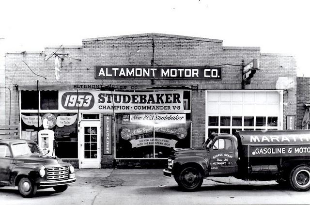 Car Dealerships In Corpus Christi >> 89 best Gas Stations & Tow Trucks & Garages & Junkyard images on Pinterest | Garage, Garage ...