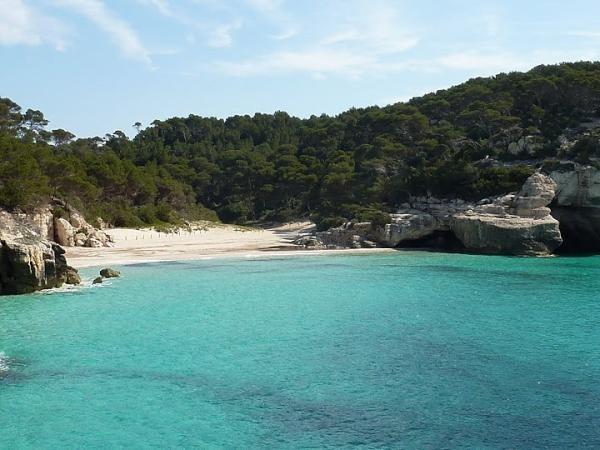 Cala Mitjana (Menorca, Spain)