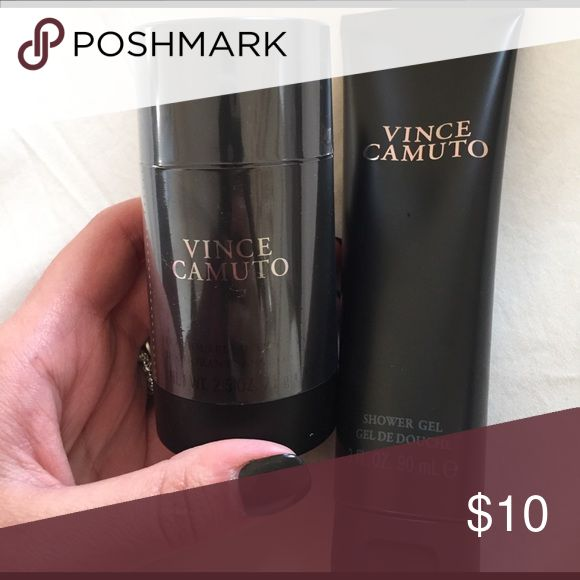 Vince Camuto Men's Shower Gel and Deodorant Smells amazing !!! Never used Vince Camuto Other