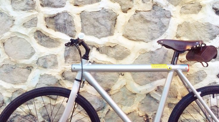 casual ride with my vanmoof 3.2
