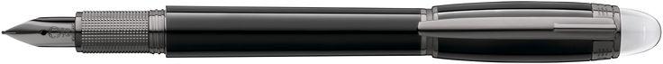 Montblanc presents:StarWalker Midnight Black Fountain Pen