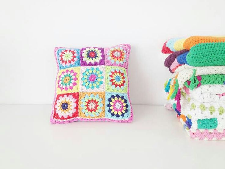 Almohadon crochet pinterest decoraciones del hogar for Decoracion hogar a crochet