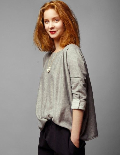 Bluza Simplet | BELLE | SHOWROOM