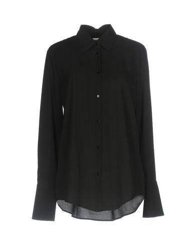 Mujer Camisa Negro Camisa Nineminutes Mujer Nineminutes 4OBqaxwHB