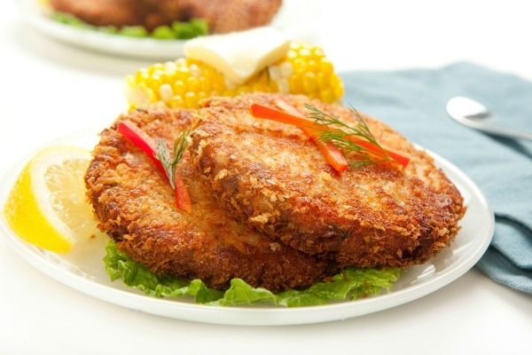 This is a guide about fried salmon patties. Stretch a can of salmon with other ingredients to make delicious fried patties for dinner.