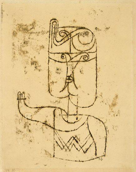 Mathematisches Bildnis (Mathematical Portrait) | The Museum of Fine Arts, Houston