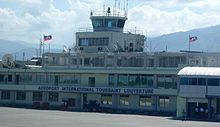 Toussaint Louverture International Airport - Wikipedia, the free encyclopedia