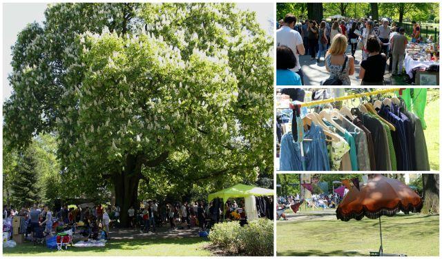 Mal wieder eine neue Pottgeschichte: Flohmarkt, Essen und Entspannung beim Dortmunder Westparkfest!