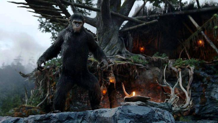 (๑_๑)~GRATUIT~ Voir La Planète des singes : l'affrontement Streaming Film en Entier HD(๑_๑)