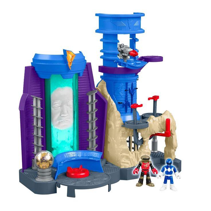 Imaginext Power Rangers Command Centre image-0