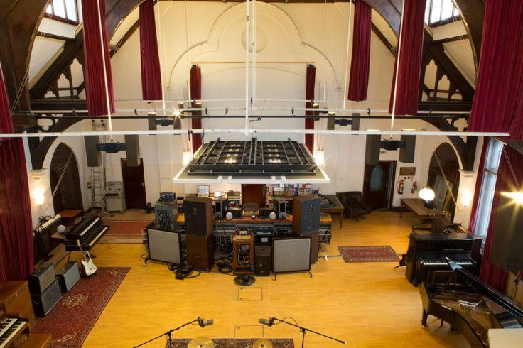 The Church Studio 1 Studio Gallery | Paul Epworth