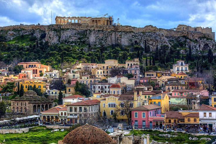 Η αστική ομορφιά της Ελλάδας συμπυκνωμένη σε δυο πόλεις. Λοιπόν; Τι κάνετε το επόμενο σαββατοκύριακο;
