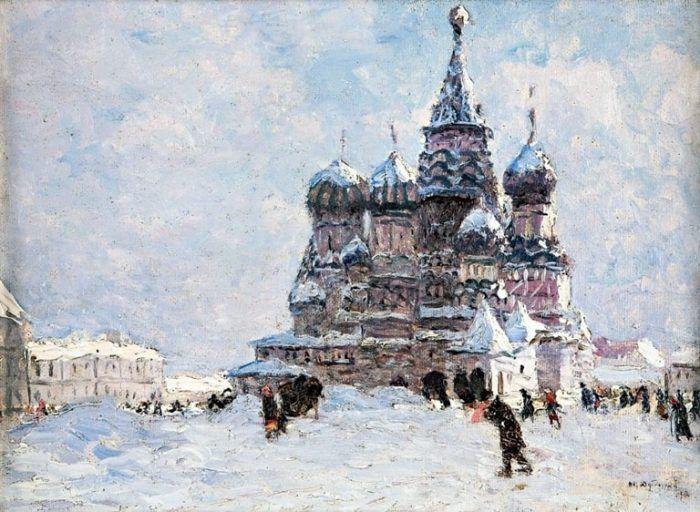 работы Николая Дубовского – 11