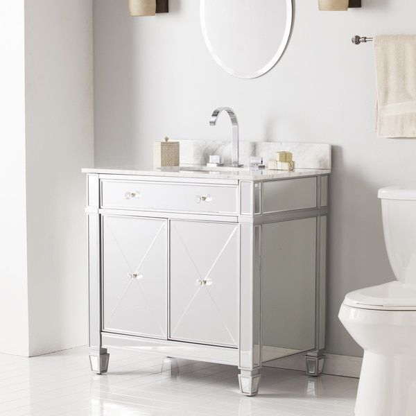 Awesome Websites Harper Blvd Sutcliffe Marble Top Double Door Bath Vanity Sink
