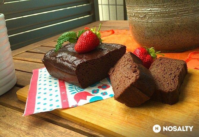 Cukor- és gluténmentes csokis brownie cukkiniből