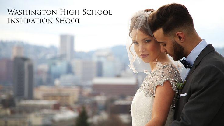 Washington High School - Inspiration Shoot