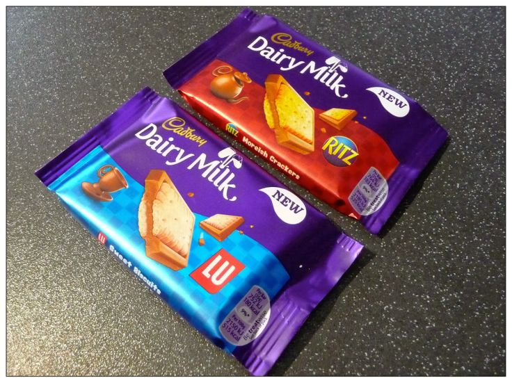 REVIEW! Cadbury Dairy Milk with Ritz and LU Biscuits