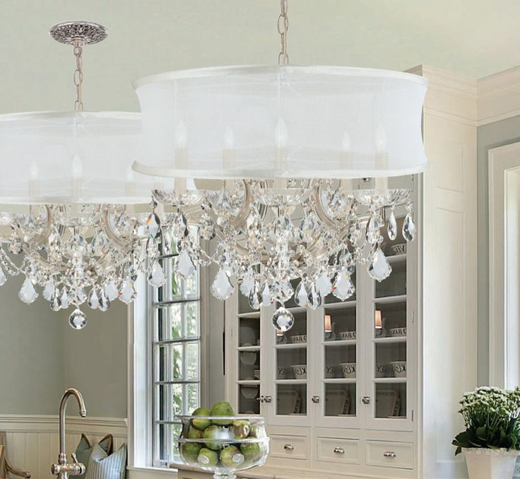 17 Best Ideas About Drum Shade Chandelier On Pinterest: 17 Best Ideas About Foyer Chandelier On Pinterest