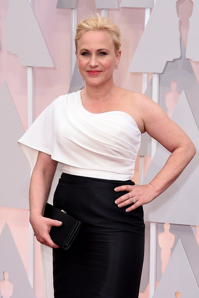 This is why Patricia Arquette didn't get a manicure for the Oscars