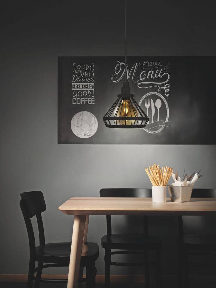 Style Pur: Der Metall Lampenschirm Von Osram Macht Jeden Esstisch Zum  Designer Stück
